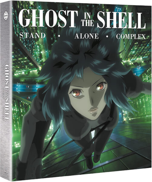 Ghost In The Shell S A C Complete Series Collection Deluxe Edition Zavvi Exclusive Uk Hi Def Ninja Pop Culture Movie Collectible Community