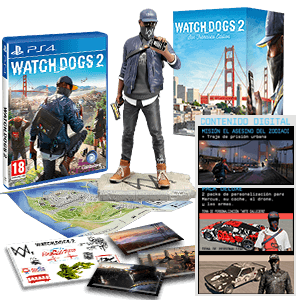 Watch Dogs  Deluxe Edition Vs Collectors