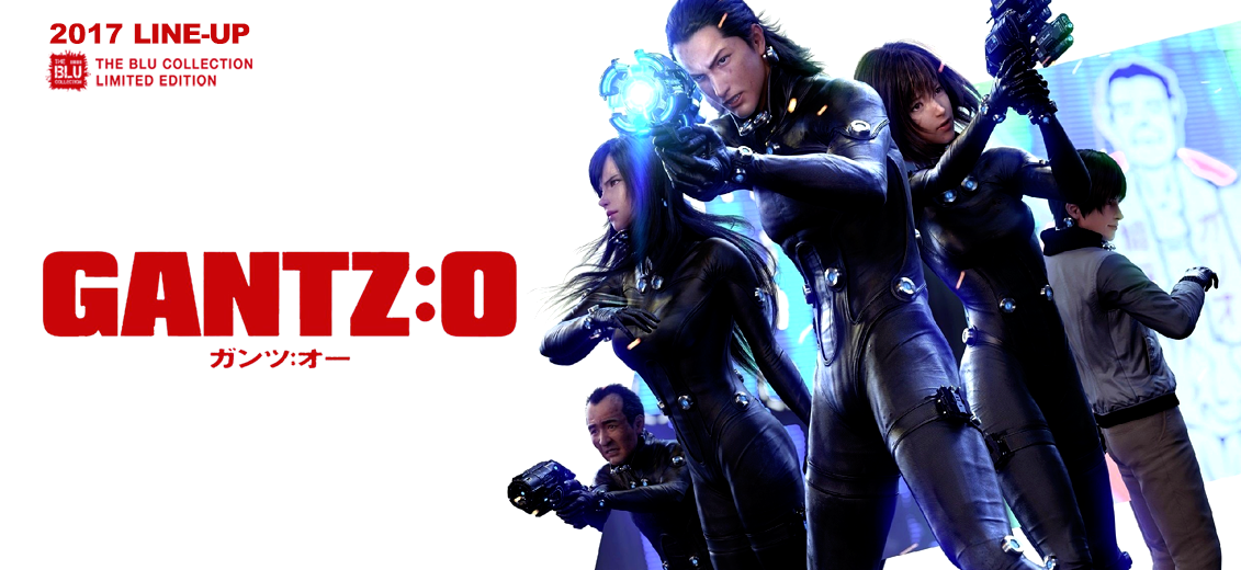 Image result for Gantz: O