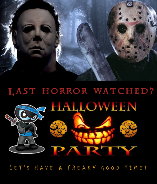 HDN Event  Last Horror movie watched for Halloween Join - The Last Halloween Movie