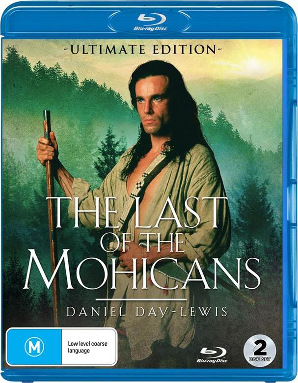 The Last Of The Mohicans (Blu-ray Ultimate Edition