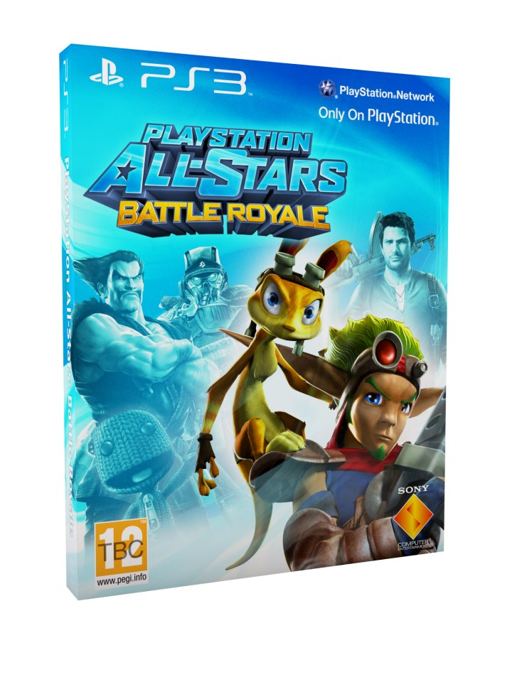 PS3 - PlayStation All-Stars Battle Royale: GAME co uk Exclusive