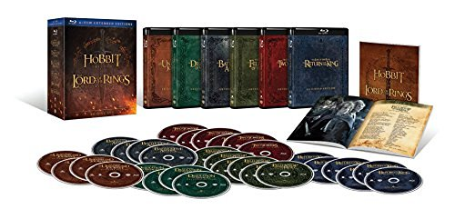 Lord Of The Rings Trilogy Extended Blu Ray Best Price