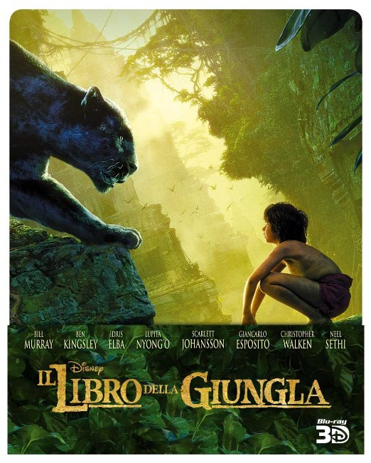 Release date for jungle book