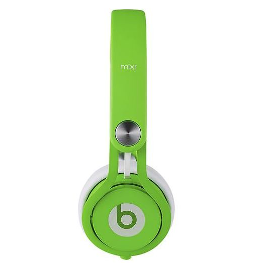 Usa Beats By Dr Dre Beats Mixr On Ear Headphones Neon Green