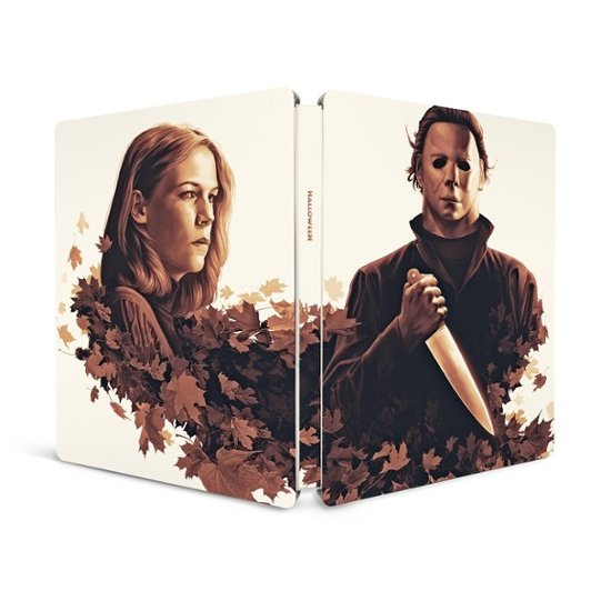 Halloween 2020 On Dvd And Blu Ray Halloween (4K+2D Blu ray SteelBook) (Best Buy Exclusive) [USA