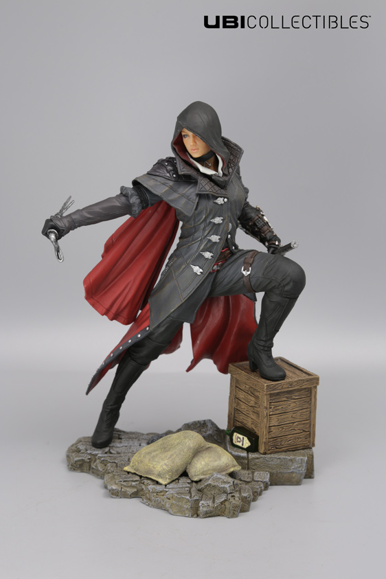 Evie Frye (Assassin's Creed: Syndicate)(Statue ...