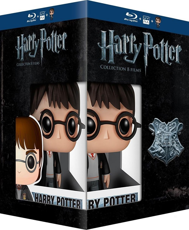 Harry Potter Collection and Funko.jpg
