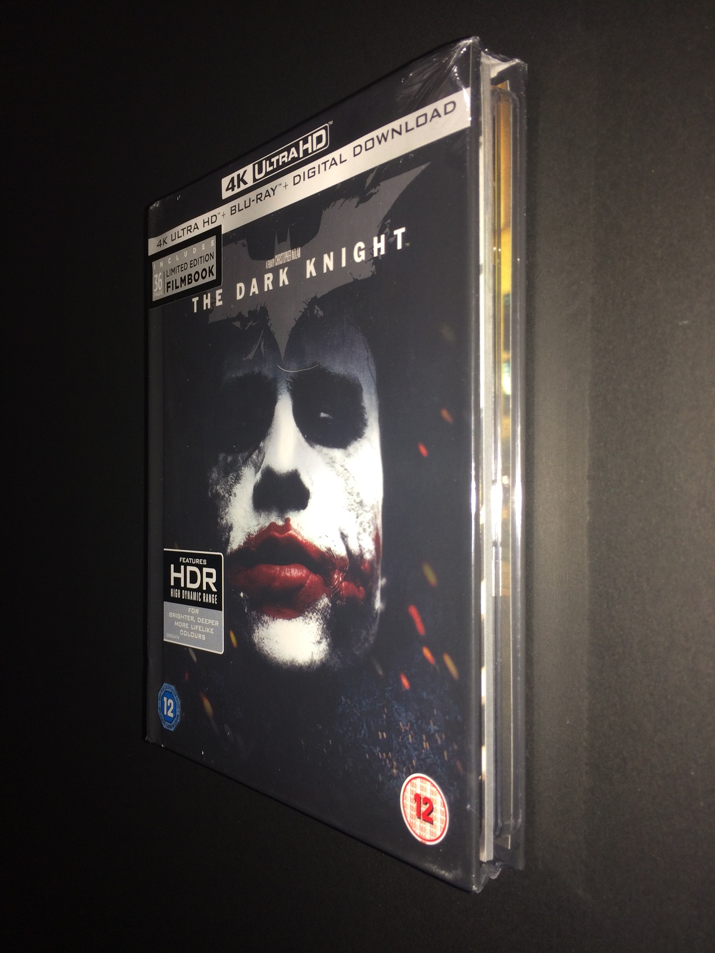 Download The Dark Knight 4K Images Gif