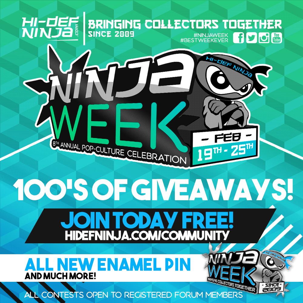 Winner Chosen Digitalbabes Ninja Week 2018 Giveaway Drive