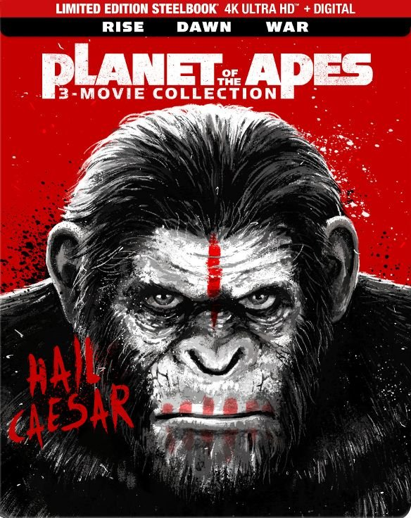 Planet of the Apes - # MOvie Collection.jpg