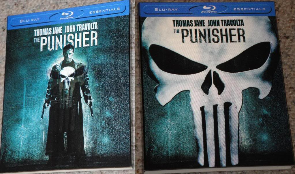 punisher extended cut blu ray