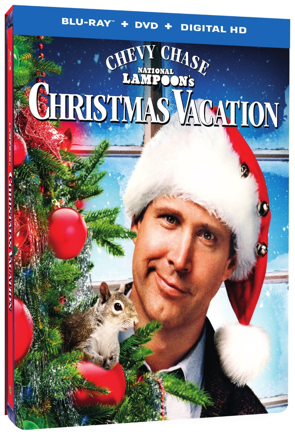 Christmas Vacation Dvd Release Date: National Lampoon's Christmas Vacation (Blu-ray SteelBook