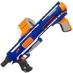 Uk 21 99 Nerf Nstrike Elite Rampage Blaster Hi Def Ninja