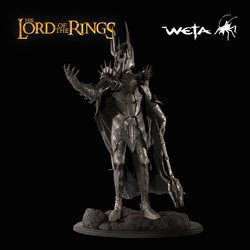 Sauron (The Lord of the Rings) - 1/6 Scale Statue [Weta]   Hi-Def