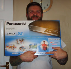 First prize on hi def ninja £250 on home cinema products (12).JPG