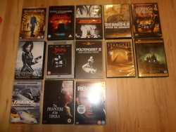 Various foreign DVDs.JPG