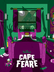 The Simpsons - Cape Feare by Florey (Variant).jpg