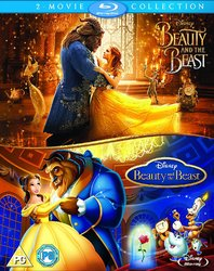 Beauty And The Beast 2017 Double Pack Blu Ray