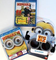 Amazon.in: Buy Despicable Me 1 & 2 Box Set (3D) DVD, Blu ...
