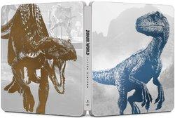 Jurassic World: Fallen Kingdom (4K+Blu-ray & Blu-ray