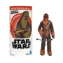 STAR WARS GALAXY OF ADVENTURES CHEWBACCA Figure and Mini Comic (1).jpg
