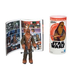 STAR WARS GALAXY OF ADVENTURES CHEWBACCA Figure and Mini Comic (2).jpg