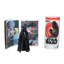 STAR WARS GALAXY OF ADVENTURES DARTH VADER Figure and Mini Comic (2).jpg
