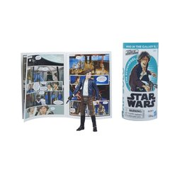 STAR WARS GALAXY OF ADVENTURES HAN SOLO Figure and Mini Comic (2).jpg