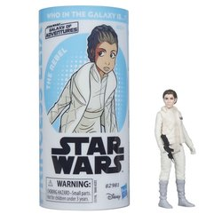 STAR WARS GALAXY OF ADVENTURES PRINCESS LEIA Figure and Mini Comic (1).jpg