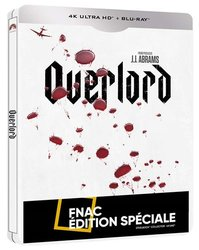 Overlord (4K & 2D Blu-ray SteelBooks) (FNAC Exclusive