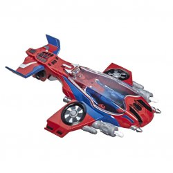 MARVEL SPIDER-MAN FAR FROM HOME JET Vehicle - oop (2).jpg