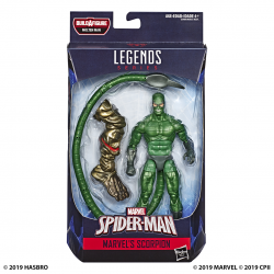 MARVEL SPIDER-MAN LEGENDS SERIES 6-INCH Figure Assortment - Marvel's Scorpian (in pck).png