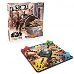 TROUBLE STAR WARS THE MANDALORIAN EDITION Game.jpg