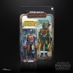STAR WARS THE BLACK SERIES CREDIT COLLECTION 6-INCH THE MANDALORIAN Figure - inpck.jpg