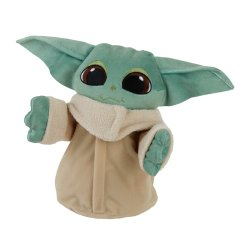 STAR WARS THE BOUNTY COLLECTION THE CHILD HIDEAWAY HOVER-PRAM PLUSH - oop (4).jpg