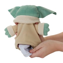 STAR WARS THE BOUNTY COLLECTION THE CHILD HIDEAWAY HOVER-PRAM PLUSH - oop (5).jpg