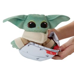 STAR WARS THE BOUNTY COLLECTION THE CHILD HIDEAWAY HOVER-PRAM PLUSH - oop (6).jpg