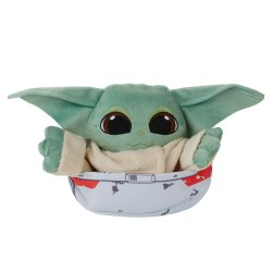 STAR WARS THE BOUNTY COLLECTION THE CHILD HIDEAWAY HOVER-PRAM PLUSH - oop (7).jpg