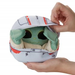 STAR WARS THE BOUNTY COLLECTION THE CHILD HIDEAWAY HOVER-PRAM PLUSH - oop (9).jpg