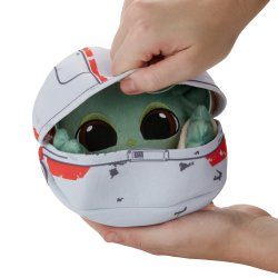 STAR WARS THE BOUNTY COLLECTION THE CHILD HIDEAWAY HOVER-PRAM PLUSH - oop (10).jpg