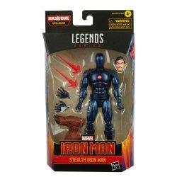 MARVEL LEGENDS SERIES 6-INCH IRON MAN Figure Assortment - Stealth Iron Man - in pck.jpg