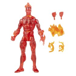 MARVEL LEGENDS SERIES 6-INCH RETRO FANTASTIC FOUR THE HUMAN TORCH Figure_oop 1.jpg