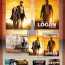 LOGAN KimchiDVD Exclusive Blu-ray Steelbook LENTICULAR [WORLDWIDE]