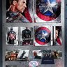 Captain America KimchiDVD Exclusive Blu-ray Steelbook Full Slip A1[WORLDWIDE]