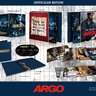 Argo - Extended Edition (Blu-ray SteelBook) (HDzeta Exclusive) [Lenti]