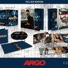 Argo - Extended Edition (Blu-ray SteelBook) (HDzeta Exclusive) [Full]