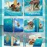Moana KimchiDVD Exclusive Blu-ray Steelbook LENTICULAR [WORLDWIDE]