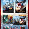 Spider-Man Homecoming KimchiDVD Exclusive Blu-ray Steelbook LENTICULAR [WORLDWIDE]
