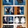 Beauty and the Beast (KimchiDVD Exclusive) Blu-ray Steelbook LENTICULAR [WORLDWIDE]